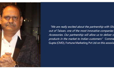 SilverStone Technology Announces Tie-Up with Fortune Marketing, Appoints later as National Distributor
